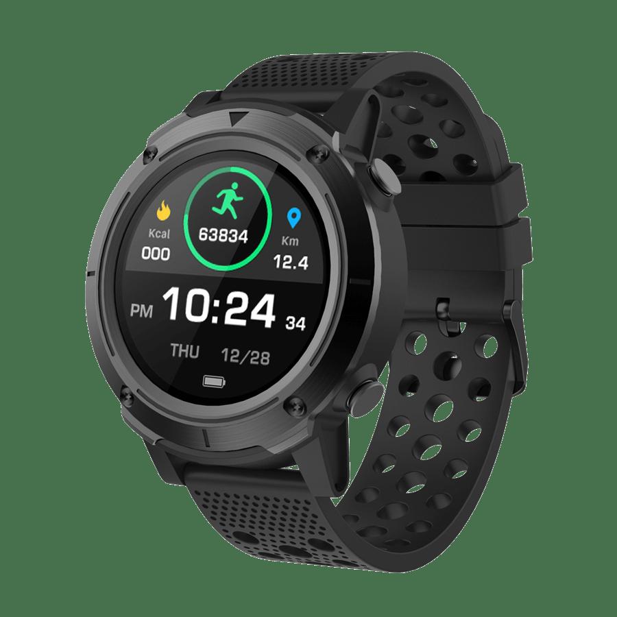 שעון חכם GPS עגול