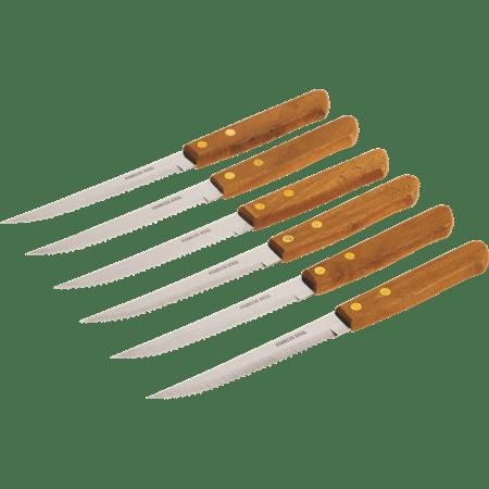 סט 6 סכיני סטייק