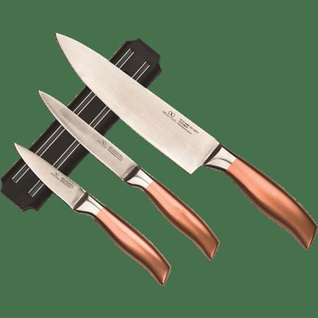 סט 3 סכינים טיטניום