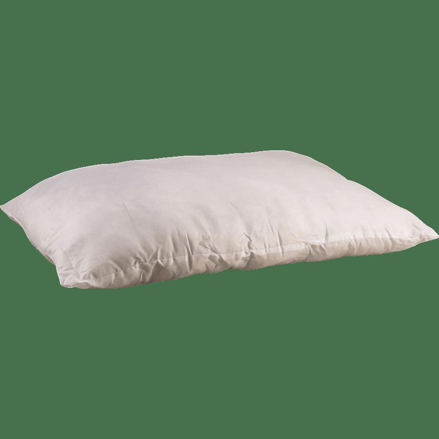 כרית שינה מגולגלת באריזה