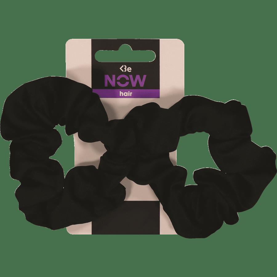 2גומיות סקונצים עבה שחור