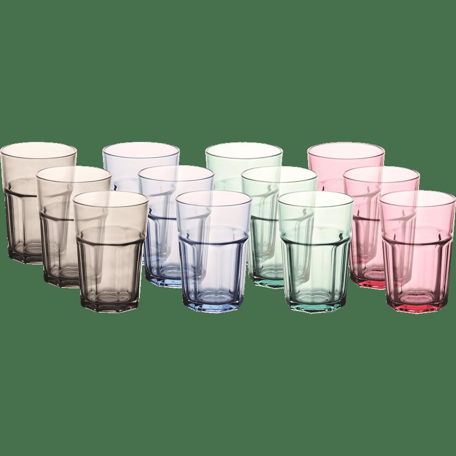 סט 3 כוסות זכוכית