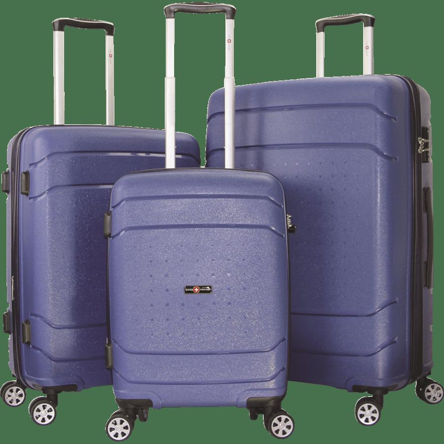 סט 3 מזוודות Arizona