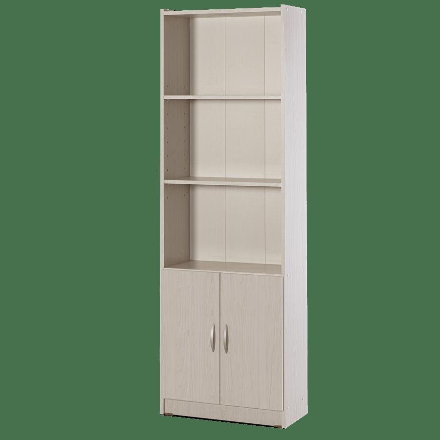 ספרייה 2 דלתות 5 מדפים