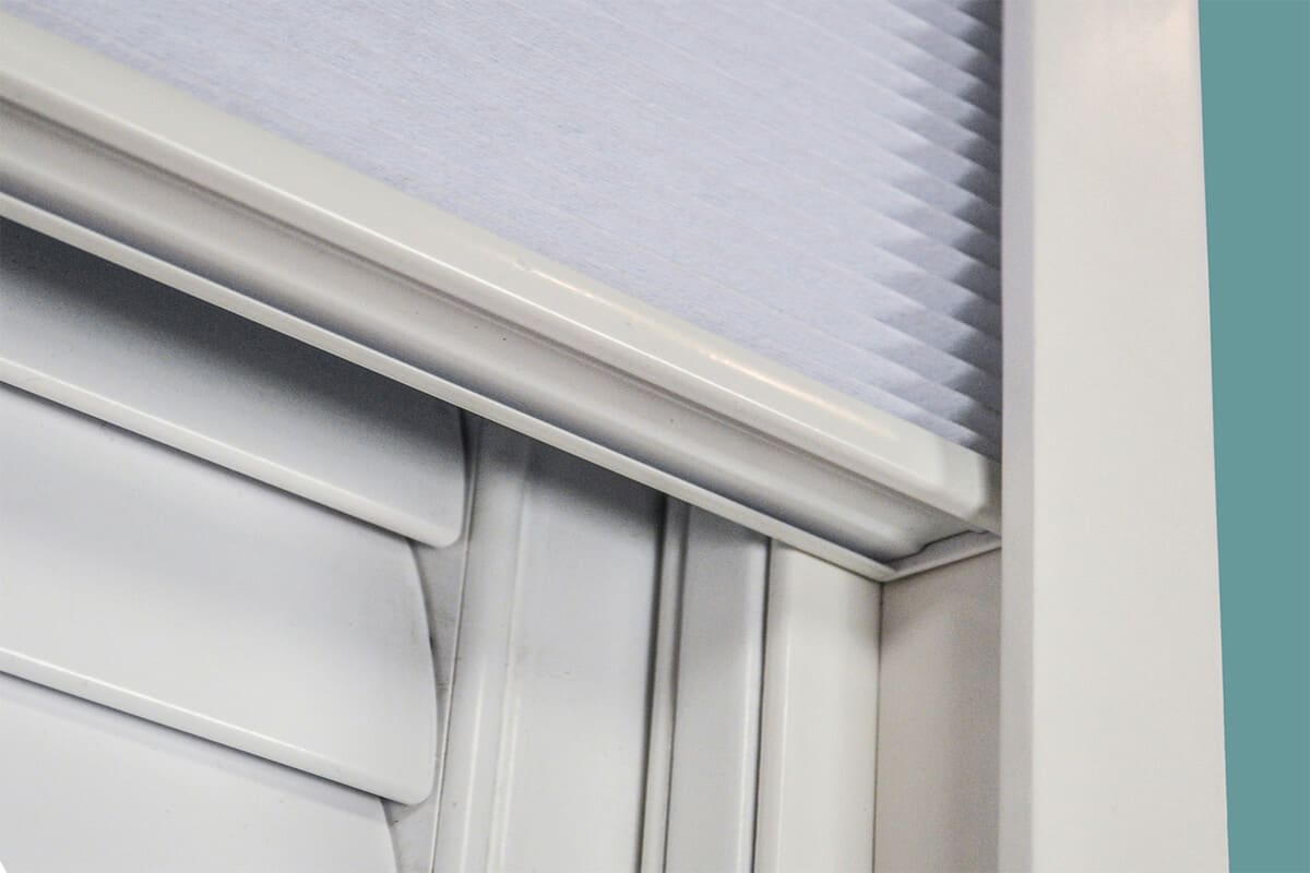 Built-in Blackout blinds