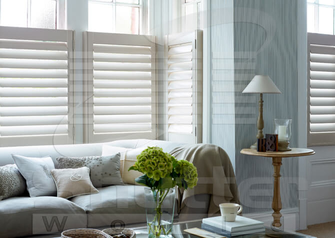 Cafe Style Shutters in UK