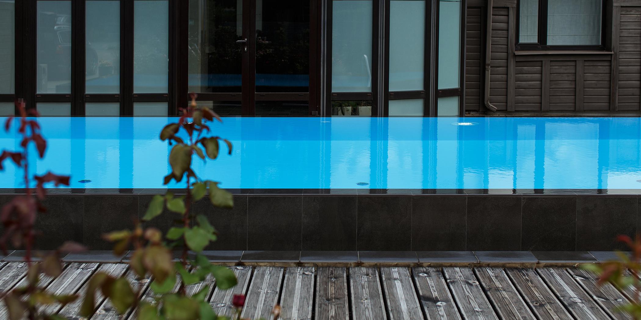 spa-servisa-centrs Āra baseins privātmājā Rīgā