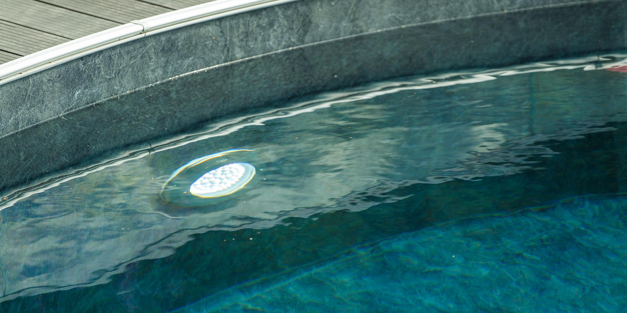 Metāla karkasa baseins. SPA servisa centrs