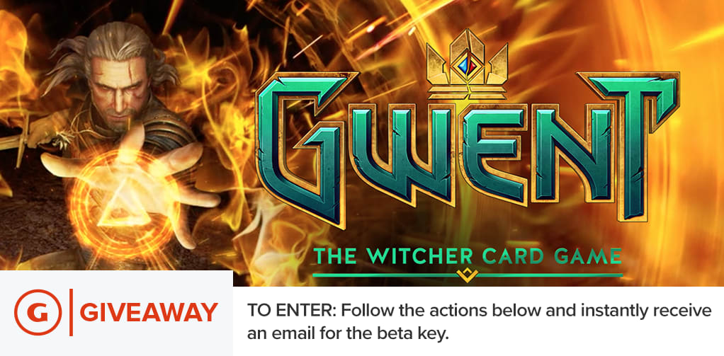 Gwent Closed Beta Key Giveaway - GameSpot