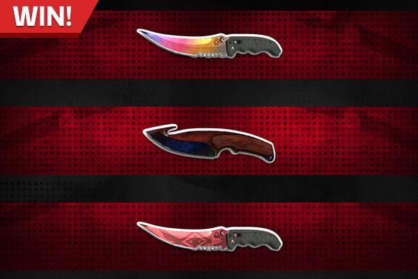ESL One Cologne Knife Giveaway
