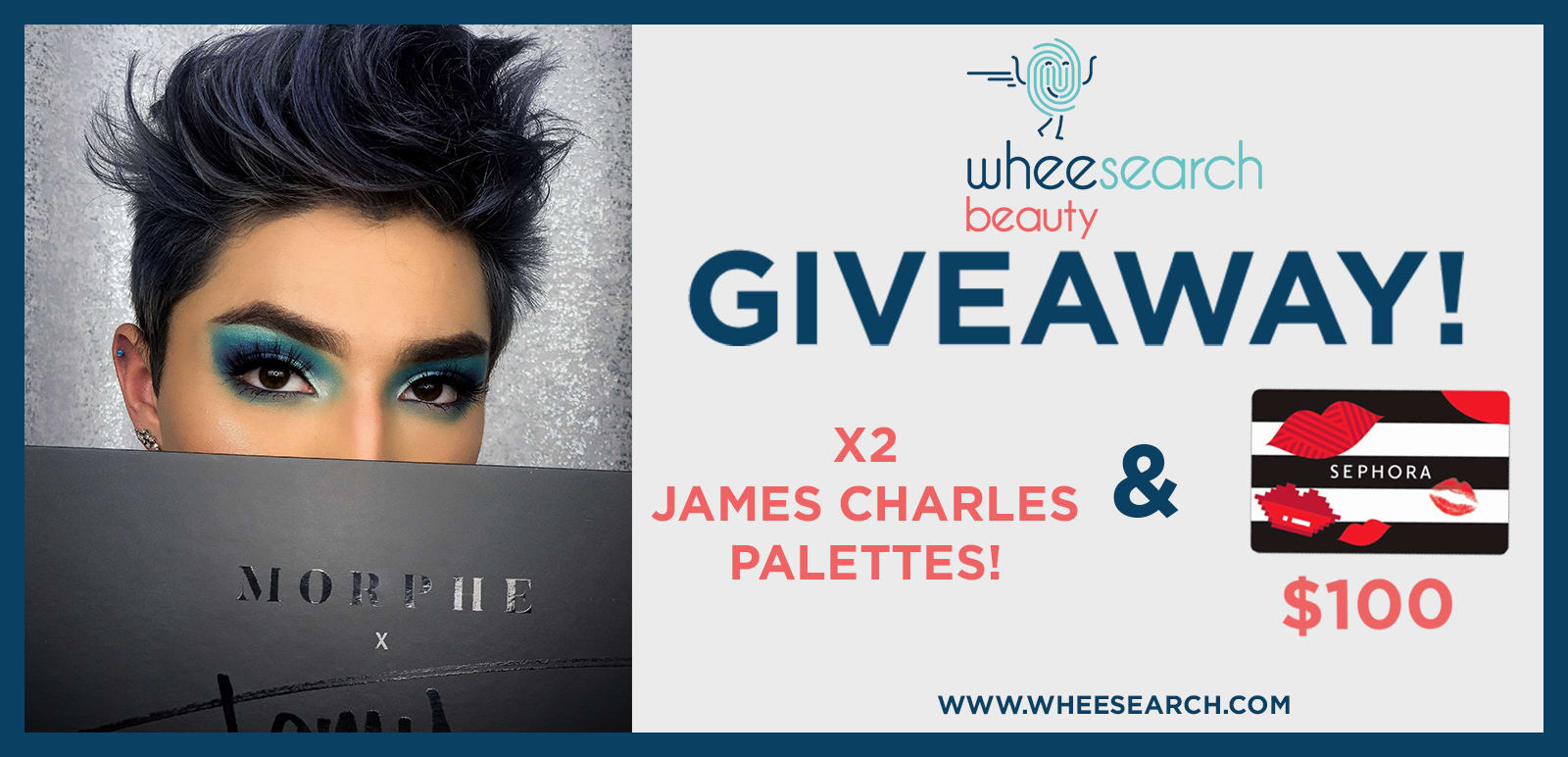 James Charles X Morphe Youtube Giveaway Poshmark makes shopping fun, affordable & easy! james charles x morphe youtube giveaway