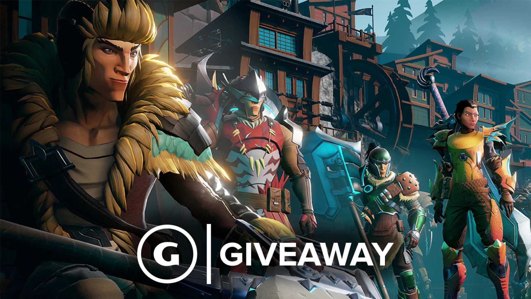We're Giving Away Dauntless Closed Beta Codes - GameSpot