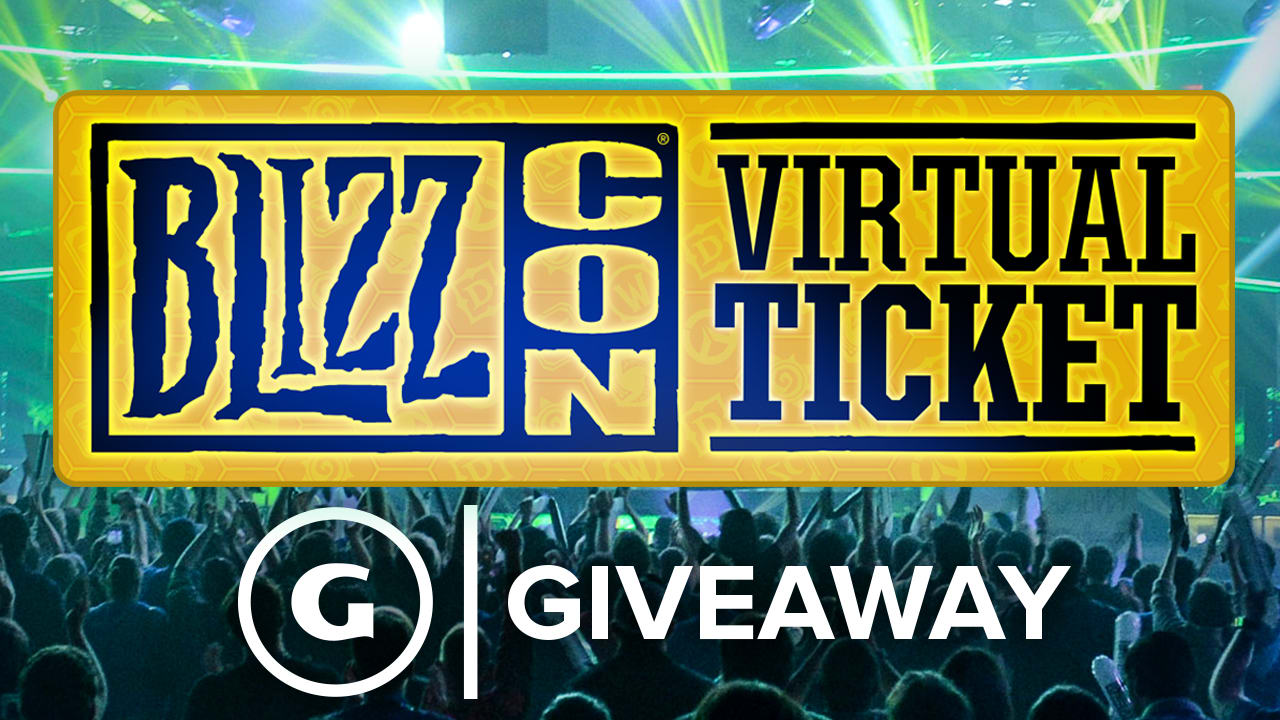 We're Giving Away Virtual Tickets To BlizzCon 2018 For Free