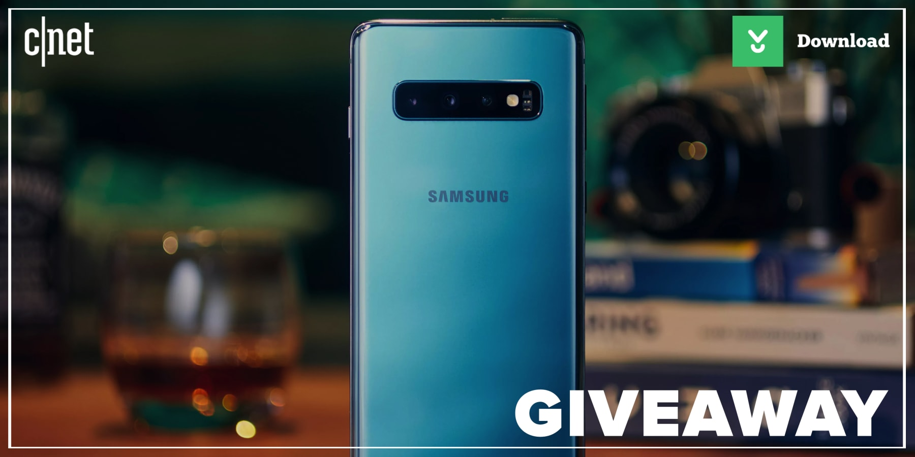 Want a Galaxy S10 Plus? Great! We're giving one away! - CNET