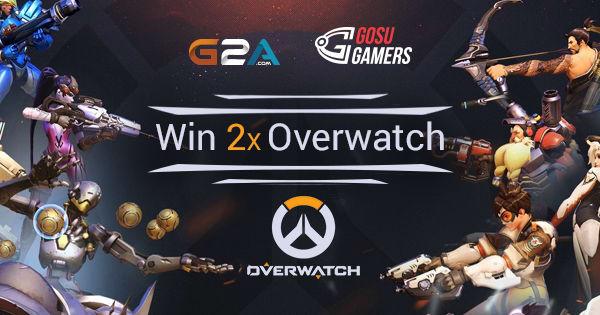 G2A Overwatch hype