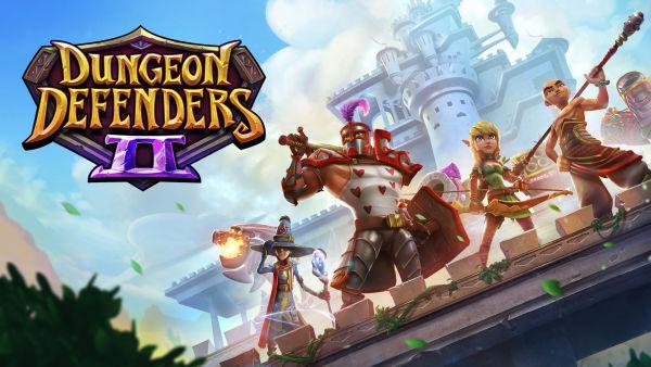 Dungeon Defenders II steam key