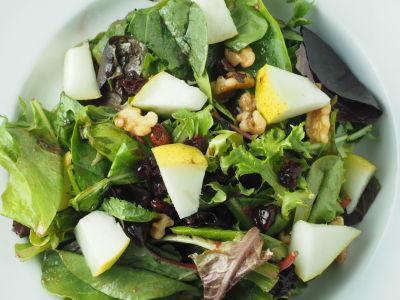 Plated Salad 2