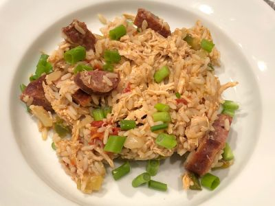 Cajun Jambalaya Ready to Eat