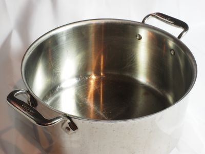 8 Qt Pan for Cooking the Noodles