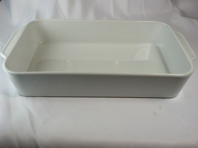 My Favorite Porcelain Lasagna Pan