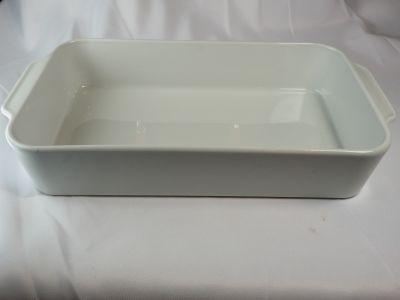 My Favorite Porcelain Lasagna Pan