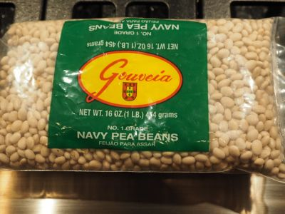 Bag of Navy Pea Beans