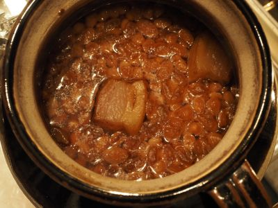 Beans After 5 Hours – No Water Necessary