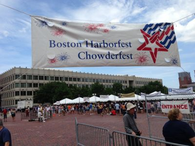 Boston Harbor Chowderfest