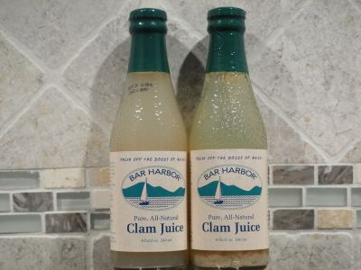 Bar Harbor Bottled Clam Juice
