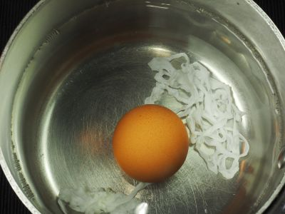 An Egg That Was Poked in the Wrong End