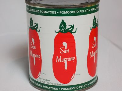San Marzano Brand of Whole Tomatoes
