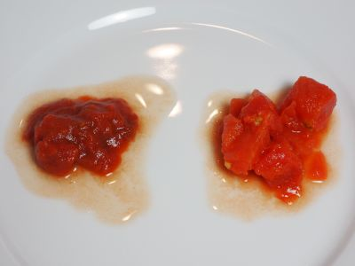 Compairing Imported and Domestic Diced Tomatoes