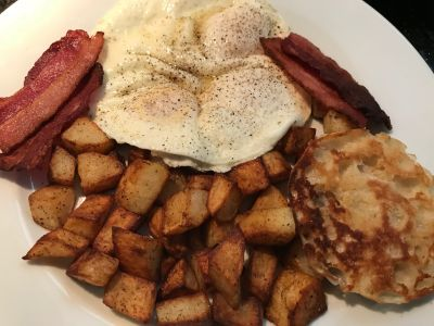 Breakfast Fit for a King!
