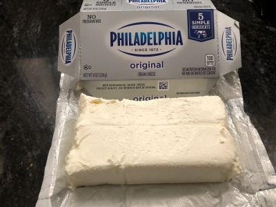 Cream Cheese to Room Temp