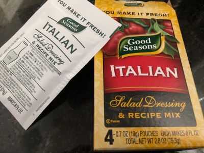 Kraft Italian Dressing