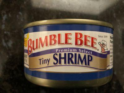 Canned Shrimp