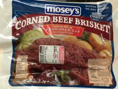 Commercial Corned Beef