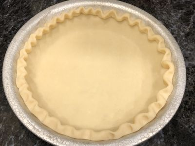 Pie Crust Ready to Go