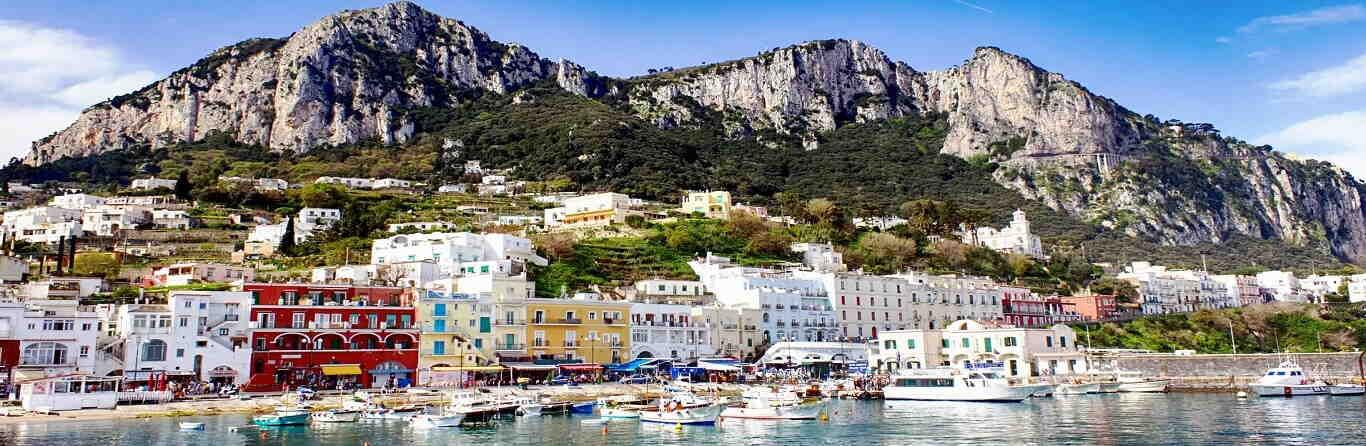 Isle of Capri Tours