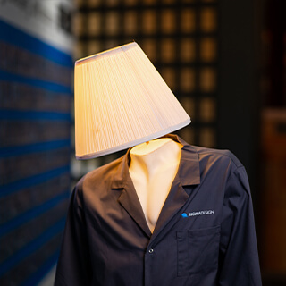Image of Lamphead Person