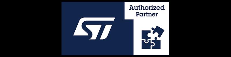 ST Authorized Partner Logo