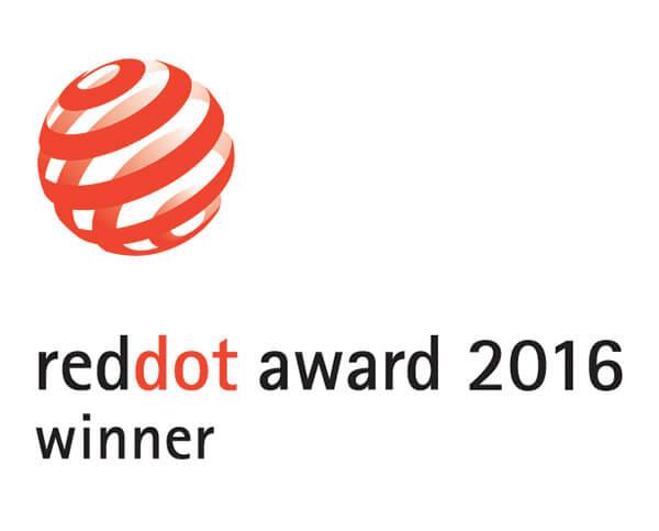 Reddot award 2016 winner