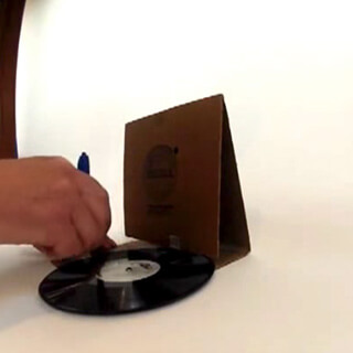 Case Study Record Player