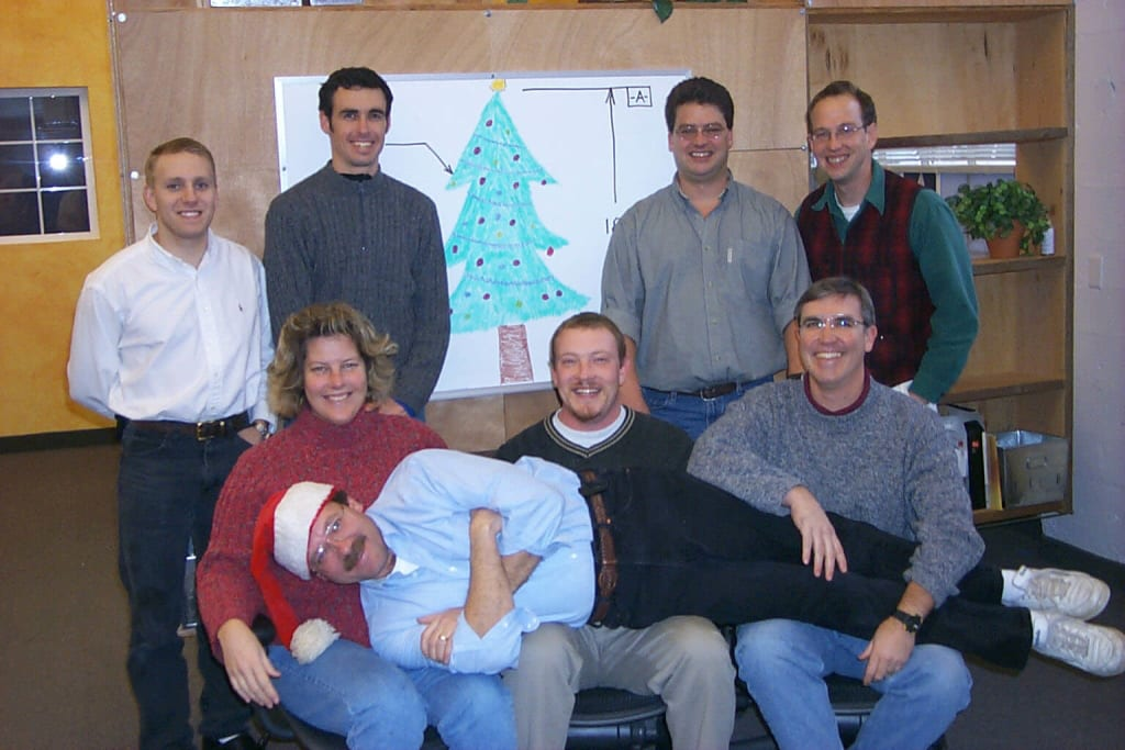 Sigma Holiday Party 2000