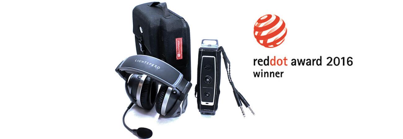 Tango Headset Red dot winner