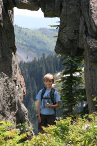 Ed's trail - Silver Star Hike