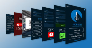 user interface design examples