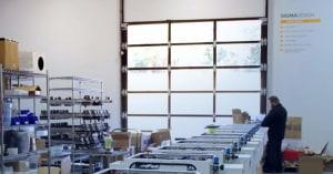 apple labeler machine production