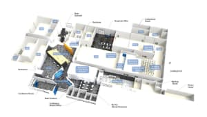plan view of pacific rim sigmadesign headquarters