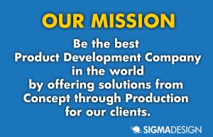 sigmadesign mission statement